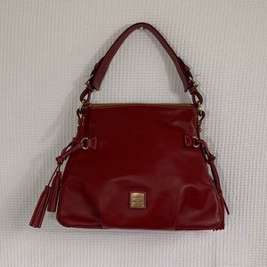 NWOT Wexford Leather Tegan Dooney & Bourke